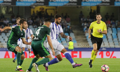 Kèo nhà cái Sociedad vs Betis – Soi kèo bóng đá 01h30 ngày 18/1/2019