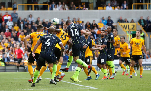 Kèo nhà cái Man City vs Wolverhampton – Soi kèo bóng đá 03h00 ngày 15/1/2019