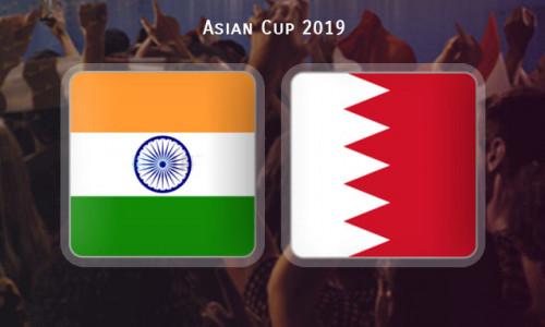 Link Sopcast, Acestream Ấn Độ vs Bahrain, 23h00 ngày 14/1/2019