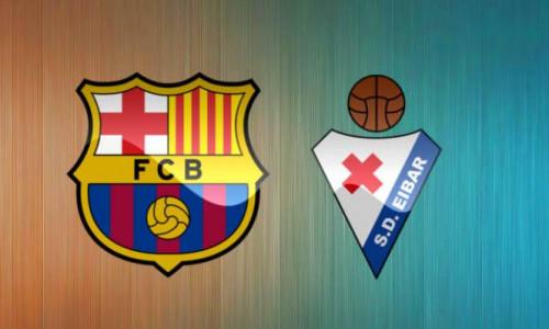 Link Sopcast, Acestream Barcelona vs Eibar, 14/1, 0h30- La Liga 2018/2019