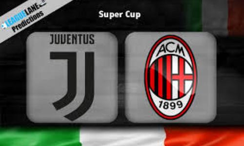 Link Sopcast, Acestream Juventus vs AC Milan, 00h30 ngày 17/1/2019