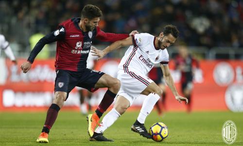 Kèo nhà cái Milan vs Cagliari – Soi kèo bóng đá 02h30 ngày 11/02/2019