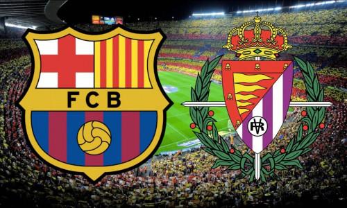 Link Sopcast, Acestream Barcelona vs Valladolid, 02h45 ngày 17/02/2019
