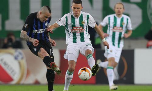 Kèo nhà cái Inter vs Rapid Wien – Soi kèo bóng đá 03h00 ngày 22/02/2019