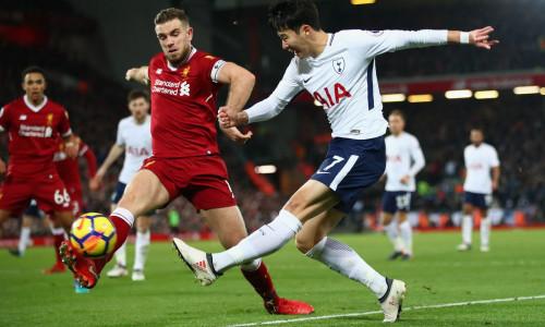 Kèo nhà cái Liverpool vs Tottenham – Soi kèo bóng đá 22h30 ngày 31/03/2019