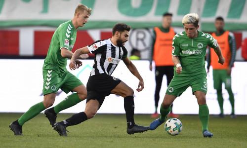 Kèo nhà cái Jahn Regensburg vs Greuther Furth – Soi kèo bóng đá 02h30 ngày 19/03/2019