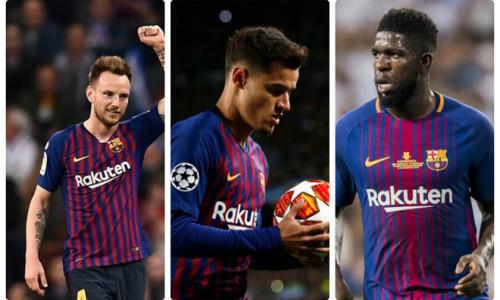 MU và Juventus hí hửng chờ ngày 3 SAO lớn của Barca ra đi!