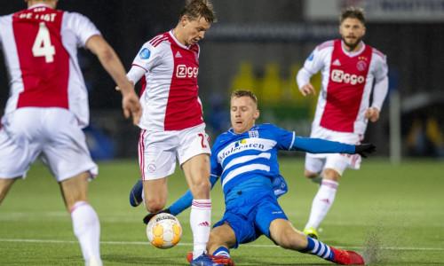 Kèo nhà cái Ajax vs Zwolle – Soi kèo bóng đá 0h30 ngày 14/3/2019