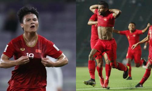 Kèo nhà cái Việt Nam vs Indonesia – Soi kèo bóng đá 20h00 ngày 24/3/2019