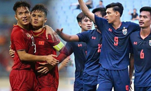 Truyền thông Thái Lan thừa nhận họ bị bóng đá Việt Nam vượt mặt