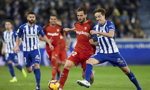 Kèo nhà cái Sevilla vs Alaves – Soi kèo bóng đá 00h30 ngày 05/04/2019