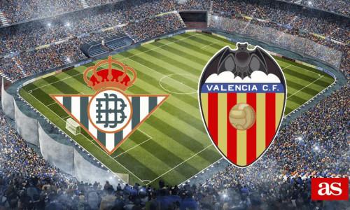 Kèo nhà cái Betis vs Valencia – Soi kèo bóng đá 01h45 ngày 22/4/2019