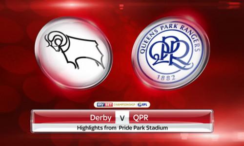 Kèo nhà cái Debry County vs QPR – Soi kèo bóng đá 21h00 ngày 22/4/2019