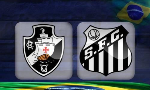 Link Sopcast, Acestream Santos vs Vasco da Gama, 05h15 ngày 18/04/2019