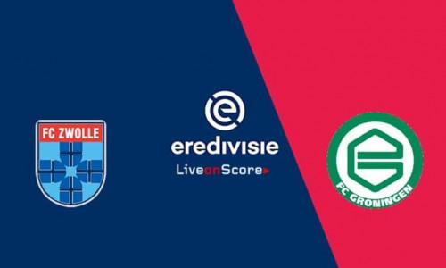 Kèo nhà cái Zwolle vs Groningen – Soi kèo bóng đá 00h45 ngày 25/4/2019