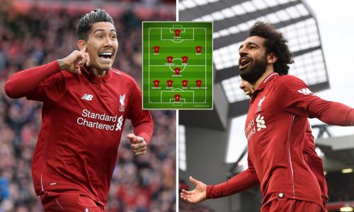 Chấm điểm Liverpool – Tottenham: Van Dijk vượt mặt Firmino, Salah