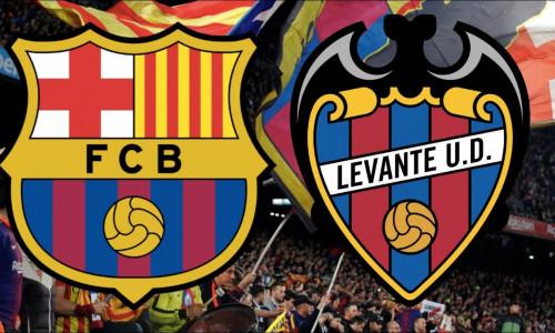 Link Sopcast, Acestream Barcelona vs Levante, 01h45 ngày 28/04/2019