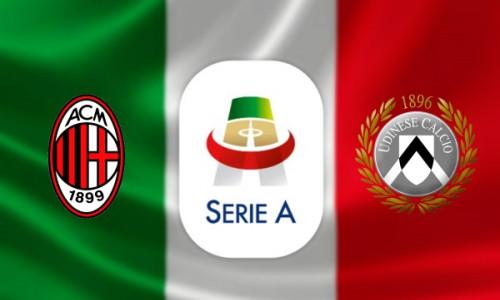 Link Sopcast, Acestream AC Milan vs Udinese, 00h00 ngày 03/04/2019