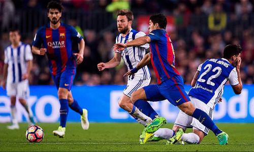 Kèo nhà cái Barcelona vs Sociedad – Soi kèo bóng đá 1h45 ngày 21/4/2019