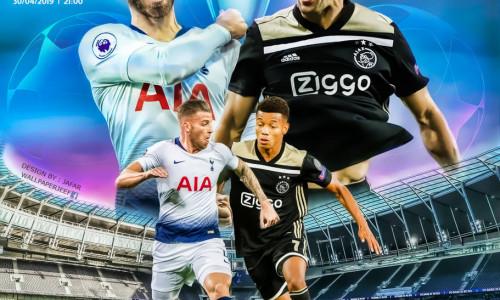 Kèo nhà cái Tottenham vs Ajax – Soi kèo bóng đá 2h00 ngày 1/5/2019