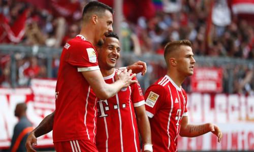 Kèo nhà cái Bayern vs Frankfurt – Soi kèo bóng đá 20h30 ngày 18/5/2019