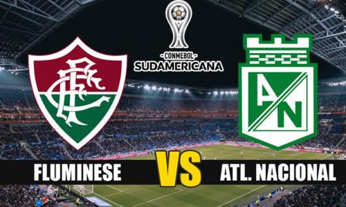 Link Sopcast, Acestream Fluminense vs Atletico Nacional, 07h30 ngày 24/5: Copa Sudamericana