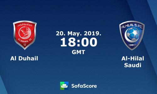 Kèo nhà cái Al Duhail vs Al Hilal – Soi kèo bóng đá 01h00 ngày 21/5/2019