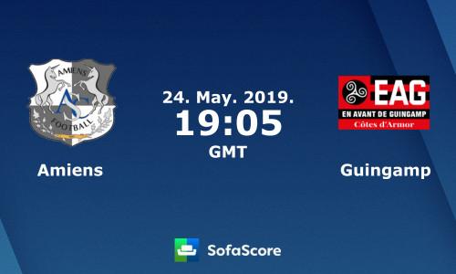 Kèo nhà cái Amiens vs Guingamp – Soi kèo bóng đá 02h05 ngày 25/5/2019