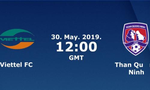 Link Sopcast, Acestream Viettel vs Quảng Ninh, 19h00 ngày 30/5/2019