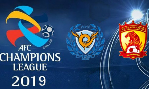 Kèo nhà cái Guangzhou Evergrande vs Daegu – Soi kèo bóng đá 17h00 ngày 22/5/2019
