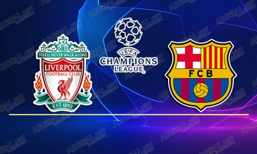 Link Sopcast, Acestream  Liverpool vs Barcelona, 02h00 ngày 08/5/2019