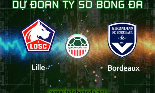 Kèo nhà cái Lille vs Bordeaux – Soi kèo bóng đá 22h00 ngày 12/5/2019