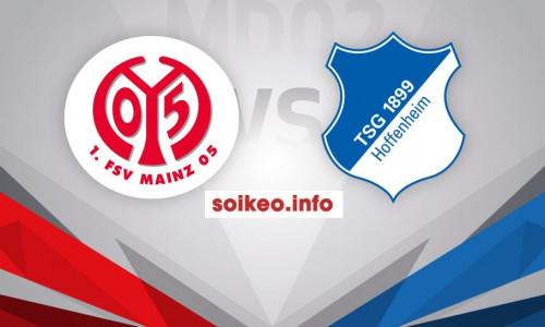 Kèo nhà cái Mainz vs Hoffenheim – Soi kèo bóng đá 20h30 ngày 18/5/2019