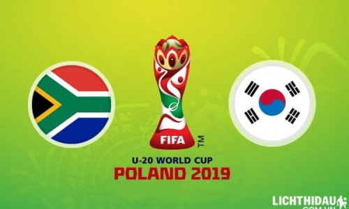 Link Sopcast, Acestream U20 Nam Phi vs U20 Hàn Quốc, 01h30 ngày 29/5/2019