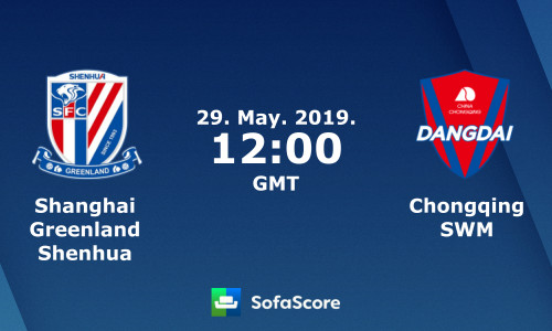 Kèo nhà cái Shanghai Shenhua vs Chongqing Dangdai – Soi kèo bóng đá 19h00 ngày 29/5/2019