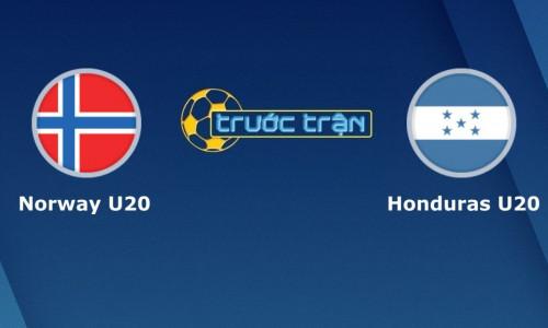 Link Sopcast, Acestream U20 Na Uy vs U20 Honduras, 23h00 ngày 30/5/2019