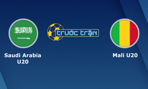 Link Sopcast, Acestream U20 Saudi Arabia vs U20 Mali, 01h30 ngày 29/05/2019