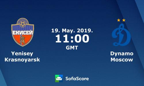 Kèo nhà cái Yenisey vs Dinamo Moscow – Soi kèo bóng đá 18h00 ngày 19/5/2019