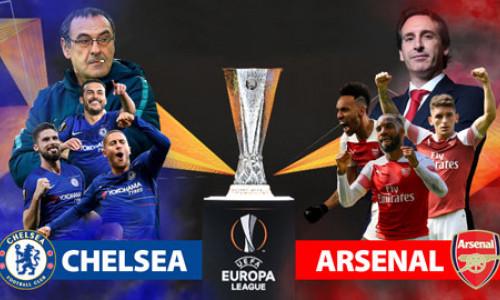 Link Sopcast, Acestream Chelsea vs Arsenal, 02h00 ngày 30/5/2019