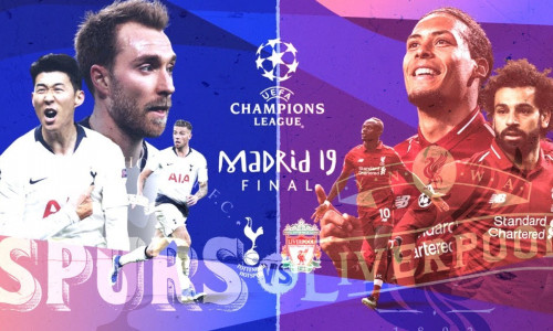 Link Sopcast, Acestream  Liverpool vs Tottenham 02h00, 02/06 /2019- Champions League Final