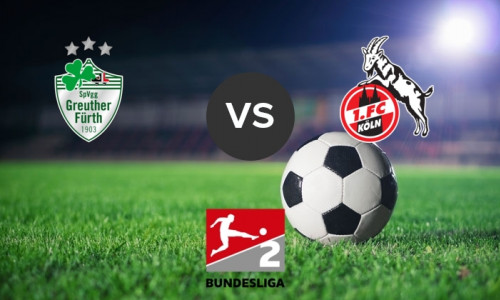 Kèo nhà cái Greuther Furth vs Cologne – Soi kèo bóng đá 01h30 ngày 07/5/2019