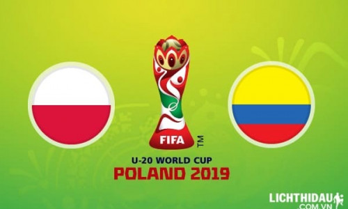 Link Sopcast, Acestream U20 Ba Lan vs U20 Colombia, 01h30 ngày 24/05/2019
