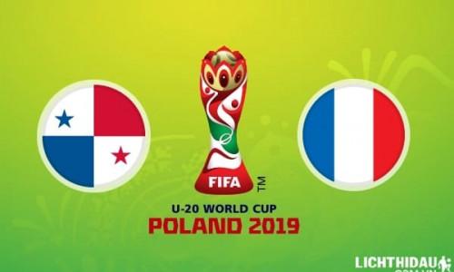 Link Sopcast, Acestream  U20 Panama vs U20 Pháp, 23h00 ngày 28/05/2019