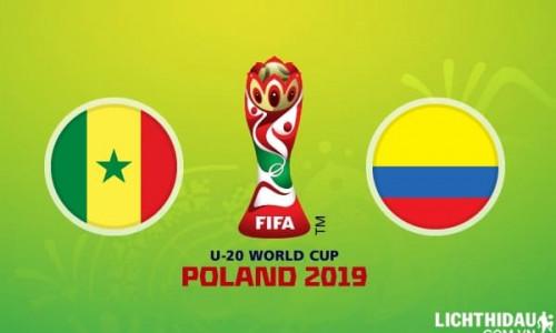 Link Sopcast, Acestream  U20 Colombia vs U20 Tahiti, 01h30 ngày 30/5/2019