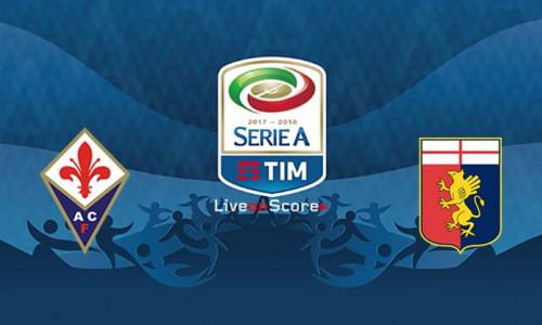 Link Sopcast, Acetsream Fiorentina vs Genoa, 01h30 ngày 27/5/2019