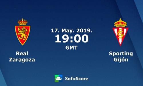 Link Sopcast, Acestream Zaragoza vs Gijon, 02h00 ngày 18/05/2019