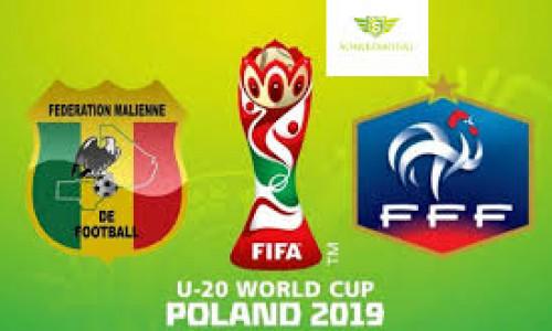 Link Sopcast, Acestream U20 Mali vs U20 Pháp, 23h00 ngày 31/05/2019