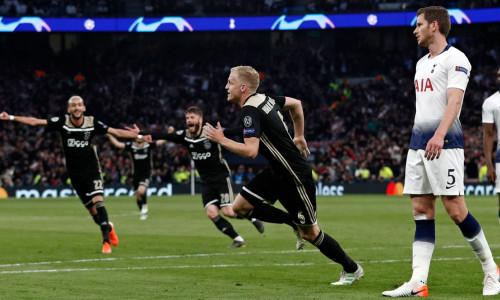 Kèo nhà cái Ajax vs Tottenham – Soi kèo bóng đá 2h00 ngày 9/5/2019