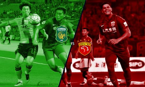 Kèo nhà cái Shanghai SIPG vs Jeonbuk Motors – Soi kèo bóng đá 19h00 ngày 19/6/2019