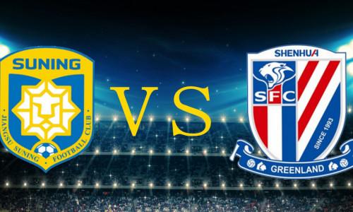 Kèo nhà cái Jiangsu Suning vs Shanghai Shenhua – Soi kèo bóng đá 18h35 ngày 21/6/2019